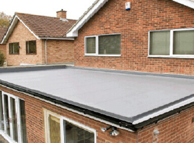 Flat Roofers New Sharlston