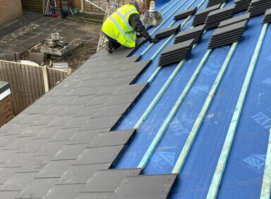 Roof Repairs Low Harrogate